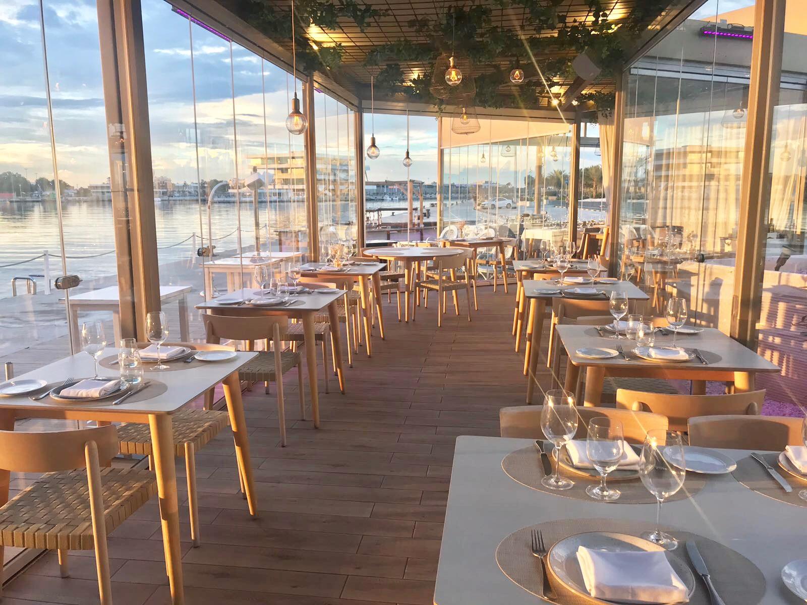 restaurante en valencia en el puerto